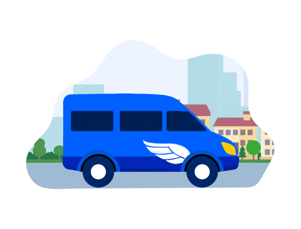 Airport Shuttle - Ontario, CA (ONT) | Online Booking